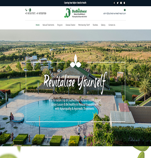 Dudheshwar Natural Health Resort